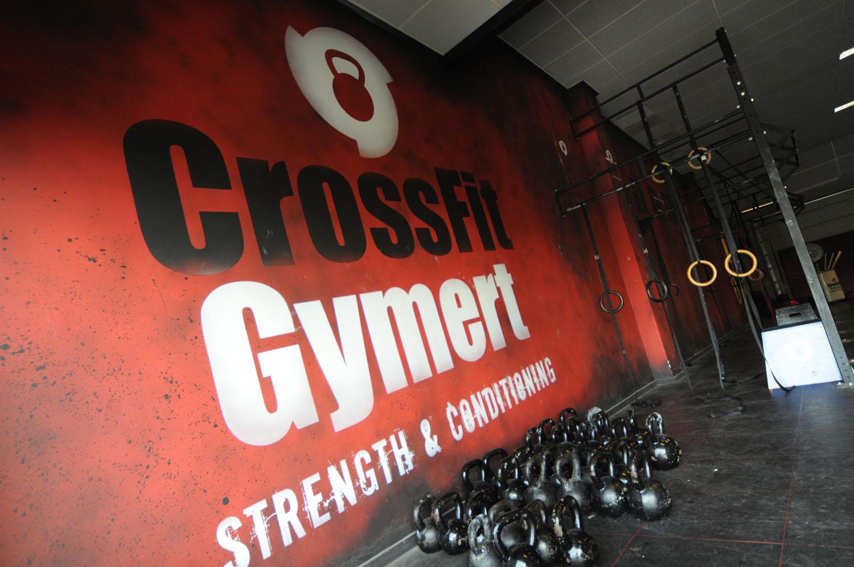 Crossfit Gymert - logo ontwerp