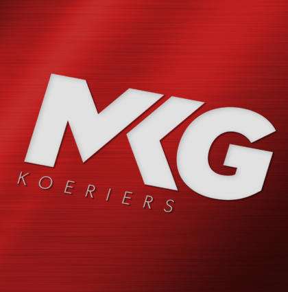 Logo en autobelettering MKG