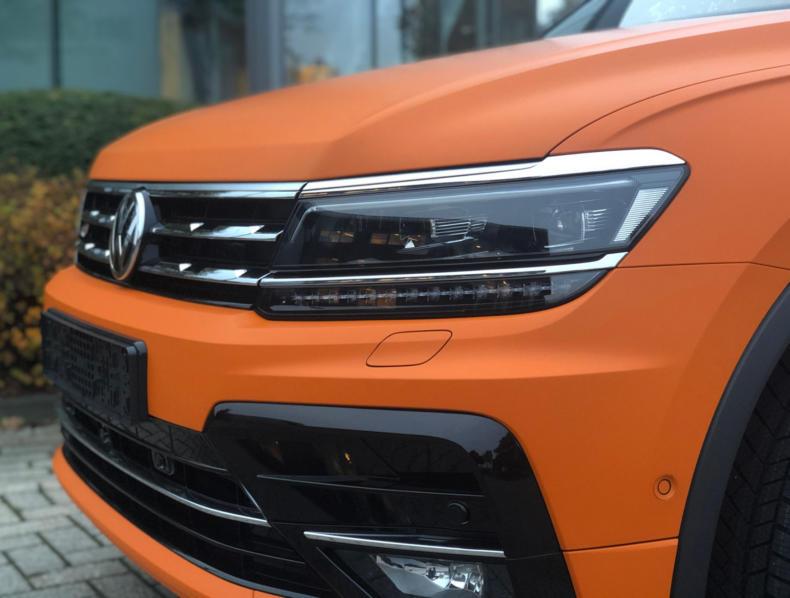 Oranjegroep Carwrap